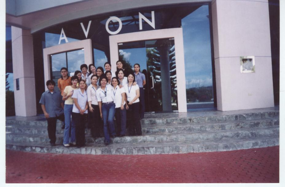 avon products manufacturing inc.